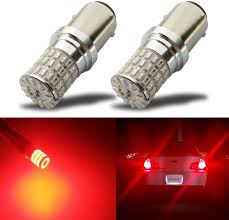 <b>2PCS 1157 BAY15D</b> 4COB 42 SMD LED 6000K Car Parking ...