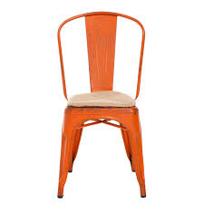 Orange Dining Room Chairs Epic Orange Dining Room Chairs 98 Within Home Redesign Options