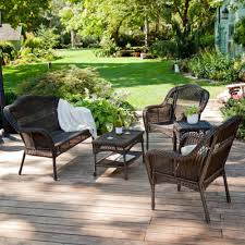modern patio set outdoor decor inspiration wooden: breathtaking patio conversation sets design for your cool outdoor furniture ideas wooden deck stain design