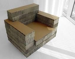 lately cardboard furniture design