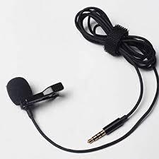 Andoer Portable Professional Grade Lavalier Microphone <b>3.5 mm</b> ...