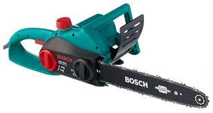 <b>Цепная</b> электрическая <b>пила BOSCH AKE</b> 35 S — купить по ...