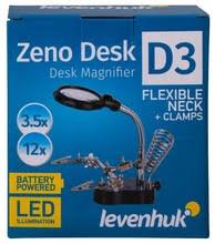 <b>Лупа настольная Levenhuk Zeno</b> Desk D3 - купить недорого в ...