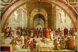 hobbes was not alone renaissance humanism o captain my captain school of athens by raphael
