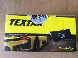 Обзор от покупателя на <b>Комплект тормозных</b> колодок TEXTAR ...