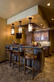 home bar lighting. rustic style home unique lighting decor ideas images in bar design c