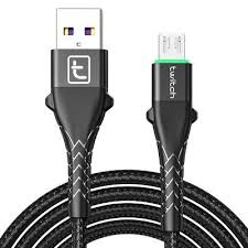 <b>Twitch QC3</b>.<b>0 USB</b> Type C Micro <b>USB</b> Cable Fast Charging For ...