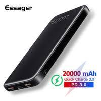 20000mAh <b>Power Bank</b> - <b>ESSAGER</b> Official Store - AliExpress