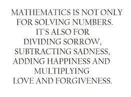Math #quote : Using #Mathematics in real life ★☯★ #Motivation ... via Relatably.com