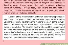 paragraph essay  How to Write a Five Paragraph Essay  with Examples    wikiHow Image titled Write