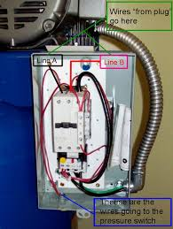 i need help wiring my quincy air compressor [archive] the garage Air Compressor Starter Wiring Diagram i need help wiring my quincy air compressor [archive] the garage journal board air compressor wiring diagram 230v 1 phase