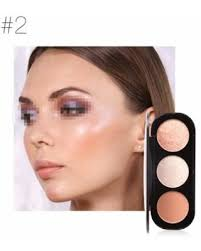 Fall <b>2019</b> Sales on HERCHR <b>FOCALLURE</b> 3 Types 3 Colors <b>Blush</b> ...