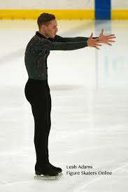 photos u s international classic in salt lake city figure adam rippon skate