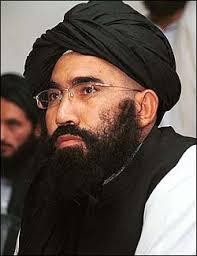 Abdul Salam Zaeef (left) Taliban Ambassador to Pakistan. Zaeef read a statement Friday of Afghanistan's ruling Taliban militia leader Mullah Mohammed Omar ... - 10