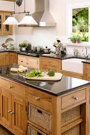limed oak kitchen units: my bespoke oak kitchen complete with aga