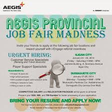 pinoy trend │ where philippine trend happens aegis provincial aegis provincial job fair madness in dumaguete city