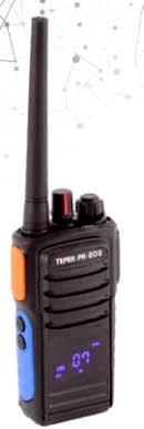 <b>ТЕРЕК</b> РК-202 - <b>портативная</b> носимая <b>радиостанция</b>