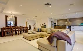 how to decorate a large open living room amazing big living rooms