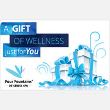 Four Fountains Spa E Gift Card: Gift/Send Single Pages Gifts Online ...