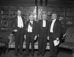 Rare and Iconic Photos of Einstein Celebrate His Nobel Win 90 ...