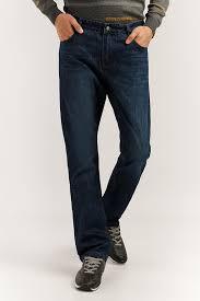 <b>Брюки мужские</b> (<b>джинсы</b>), цвет синий, артикул: A19-25004_2189 ...