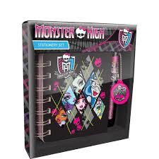 <b>Набор Академия Групп</b> Monster High блокнот и ручка - купить ...