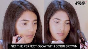 How To Get The <b>Perfect Glow</b> with <b>Bobbi Brown</b> Makeup | Nykaa ...