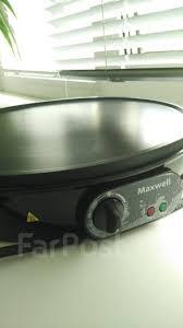 <b>Блинница Maxwell MW-1970</b> - Мелкая кухонная техника в ...