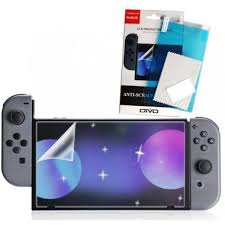 Купить <b>Защита экрана</b> Nintendo <b>Switch</b> LCD Protective Film Anti ...