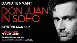 david tennant to appear on the andrew marr show this morning david tennant don juan in soho