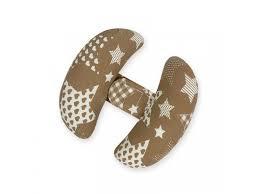 <b>Подушка</b>-позиционер <b>CherryMom</b> brown star купить в детском ...