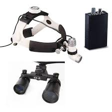 <b>Medical Binocular Loupe 4.0/5.0/6.0X</b> Magnifier Dental Surgical ...