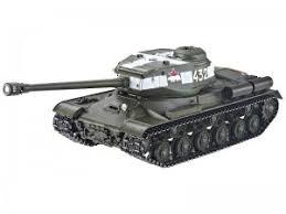 <b>Радиоуправляемый танк Taigen ИС-2</b> (1944, СССР, зеленый) 1 ...