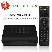 New/ Renew HAOSIHD <b>R1 IPTV box</b> receiver free 3300 channels ...