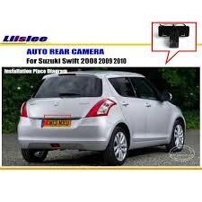 <b>Liislee Car Backup</b> Parking Camera For Suzuki Swift Sport 2014 ...