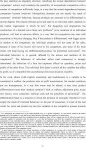 monopolistic competition essay monopolistic competition essay