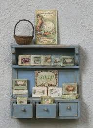 soap display bl 112 dollhouse miniature