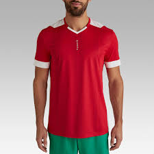 <b>Kipsta</b> F500 Adult Football Shirt Red