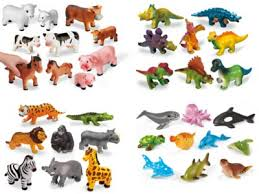 Soft & Squeezy <b>Animals</b> - <b>Complete</b> Set at Lakeshore Learning