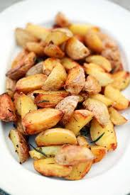Roasted Potatoes on <b>the Grill</b> Recipe | Leite's Culinaria