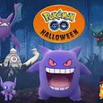 Pokemon Go Introduces New Creatures for Halloween