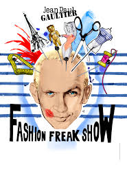 Présentation - <b>JEAN PAUL GAULTIER</b> FASHION FREAK SHOW