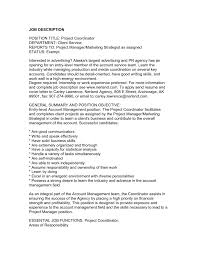 printable experience and executive project manager resume for job fullsize by teddy sher printable experience and executive project manager resume for job description