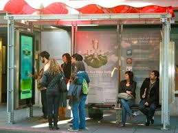 Resultado de imagen de bus stop