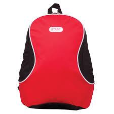 """Купить <b>Рюкзак STAFF</b> """"<b>College</b> FLASH"""", универсальный, красный ..."""