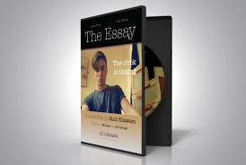 designed by faust graphic and web designer manchester uk the essay dvd cover