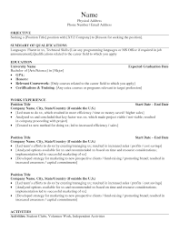 professional skills resume resume format pdf professional skills resume recruitercom list of professional skills and abilities