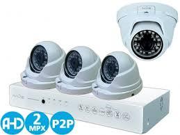 <b>Комплект видеонаблюдения IVUE AHD</b> 2MPX Для Дома и Офиса ...