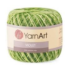 <b>Пряжа Violet Melange YarnArt</b> - Купить пряжу <b>Виолет</b> Меланж ...