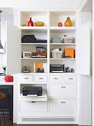 this storage smart built in is ideal for holding home office supplies see built office storage